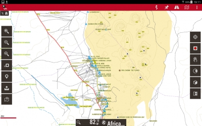 OSM Topo North Africa v.25a.7